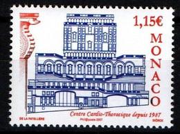 "MONACO 2006 : N° 2583 - "" Centre Cardio Thoracique "" - Neuf** - - Neufs"
