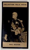 Collection Felix Potin - 1898 - REAL PHOTO - Mac-Mahon, Président De La République Française - Félix Potin