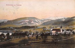 ALTMUNSTER TRAUNSEE AUSTRIA~PANORAMA-PHOTO POSTCARD 51398 - Other