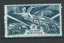 Martinique    - Aérien  - Yvert N°   6 (*)     - Ad 42711 - Airmail
