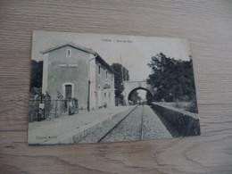 CPA 26 Drôme Livron Gare Du Pont - Altri Comuni