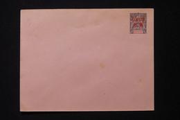 CANTON - Entier Postal ( Enveloppe ) Type Groupe Surchargé, Non Circulé - L 86439 - Covers & Documents