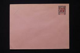 CANTON - Entier Postal ( Enveloppe ) Type Groupe Surchargé, Non Circulé - L 86440 - Covers & Documents