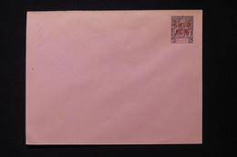 CANTON - Entier Postal ( Enveloppe ) Type Groupe Surchargé, Non Circulé - L 86443 - Covers & Documents