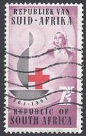 Centenary Of Red Cross - Michel ZA 314Y - 1963 - Oblitérés