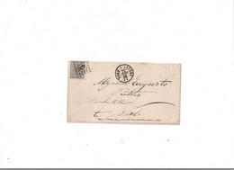 Belgique COB 17 AMBULANT N1 - 1869-1883 Leopold II