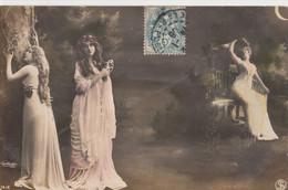 CPA  Photomontage  FEMMES Artistes  REUTLINGER      Doll, Maude Féaly.... - Femmes