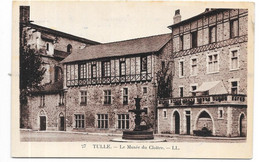 TULLE : LE MUSEE DU CLOITRE - Tulle