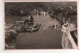 Belle Photo Aérienne De Raymond Delvert Villeneuve Sur Lot , à Localiser Et à Dater ,  Neuve - Unclassified