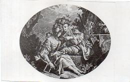 """Repro Gravure Ancienne  - Flamme """"Salon De La Mariée à Annecy (120935) - 1900-1949"""