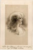 Portrait De Femme   (120938) - 1900-1949