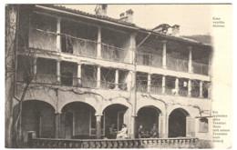 Ticino Casa Vecchia Ticinese Phot. Schmidhauser / Astano C. 1908 - TI Ticino