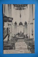 Brecht 1905: Binnenzicht Der St Michielskerk - Brecht