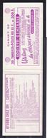 Publicité - YT Couverture Du Carnet (vide) 1011-C1 A.G.Vie-Satam-A.G.Vie-Grammont - Werbung