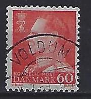 Denmark  1967  Frederik  (o)  Mi.458 X (cancelled VOLDUM) - Used Stamps