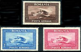 Roumanie Romania 1928 Blériot-Spad S-33/46 CFRNA Franco Roumaine De Navigation Aérienne - Aerei
