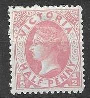 1885 Victoria Mh * 10 Euros - Nuevos