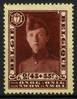 België 325 * - Prins Leopold - Korporaal - Unused Stamps