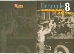 Z1 - Invitation Mairie Thionville  : 8 Mai 2004 - Non Classificati