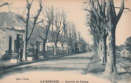 Marseille La Barasse - Quartier Du Siphon  - Scan Recto-verso - Altri Comuni