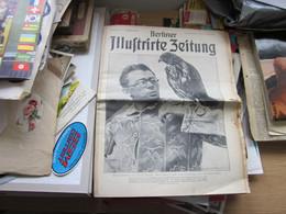 Berliner Illustrirte Zeitung 1934v Mickey Mause - Sin Clasificación