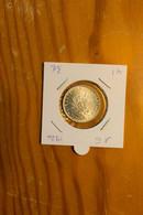 1 Franc Semeuse Argent 1920 - H. 1 Franc