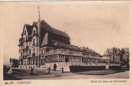 14 CABOURG Hôtel Des Ducs De Normandie 1930 - Cabourg