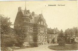 Attenrode , Kasteel - Glabbeek-Zuurbemde