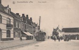 SELECTION - OOSTDUINKERKE SUR MER - Place Léopold  (tram) - Sonstige