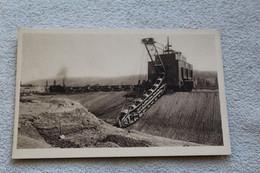 Kembs, Canal De Fuite, Grand Excavateur, Haut Rhin, Alsace - Other Municipalities