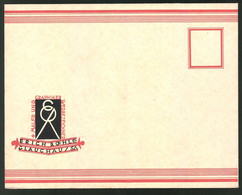 Ansichtskarten-Entwurf Erich Roehle, Glauchau I. Sa., Maler Und Graphiker, Werbezeichner - Drawings
