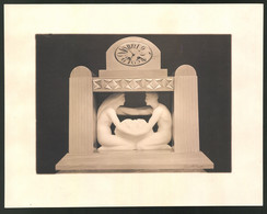 Fotografie Kunstuhr Entwurf Von Marcel Walbaum - Unclassified