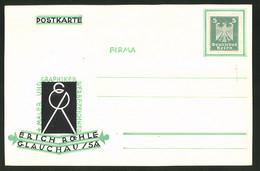 Ansichtskarten-Entwurf Erich Roehle, Glauchau I. Sa., Maler, Graphiker & Werbezeichner - Drawings