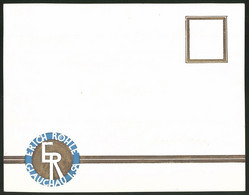 Ansichtskarten-Entwurf Erich Roehle, Glauchau I. Sa., Initalen Des Graphikers - Drawings