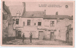 Mechelen - Malines - Coin Du Béguinage - Hoek Van Het Begijnhof - Ern. Thill No 17 - Mechelen