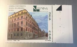 2004 - Italia - Libera Università Maria SS. Assunta Roma - E.0,45 - 2001-10:  Nuovi