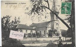 MALBOUANS L'Eglise - Andere Gemeenten