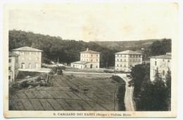 SAN CASCIANO DEI BAGNI (SIENA) - Veduta Bivio - Siena