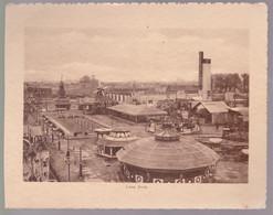 MOOIE. Oude  Fotokaart (14.5 X 18 CM).  Antwerpen, Wereldtentoonstelling 1930, Luna Park - Antwerpen