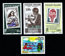 Polinesia Francesa Nº 858/60-861 Nuevo - Ungebraucht