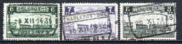 TR 192/194 Gestempeld CHARLEROY SUD - POSTE N°2 - 1923-1941