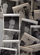 Lot 88 Photos Environs à Identifier Divers  Personnages Anonymes Et Divers 1920 ? à 1960 - 65 ? - Unclassified