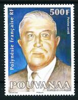 Polinesia Francesa Nº 834 Nuevo - Ungebraucht