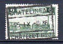 TR 191/192 Gestempeld CHATELINEAU - CHATELET N°7 - 1923-1941