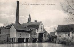 35 CHATILLON Sur SEICHE - 7 - Le Moulin - Otros Municipios