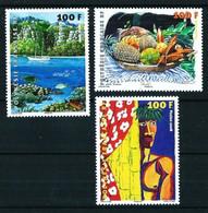 Polinesia Francesa Nº 831/3 Nuevo - Ungebraucht
