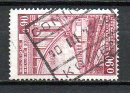 TR 186 Gestempeld COMINES - KOMEN - 1923-1941