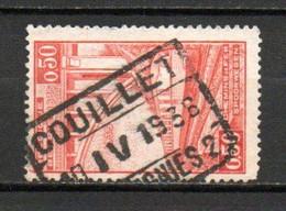 TR 182 Gestempeld COUILLET MONTIGNIES 2 - 1923-1941