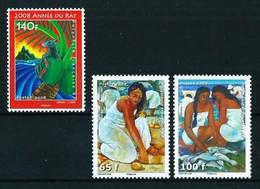 Polinesia Francesa Nº 828-829/30 Nuevo - Ungebraucht