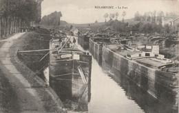 52/ Rolampont Le Port - ( Péniches ) Gros Plan - Altri Comuni